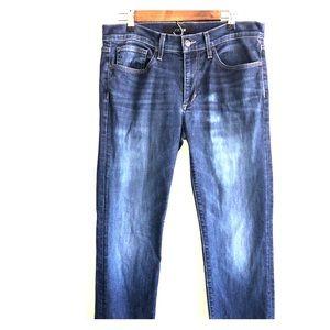 Joe's Jeans size 33 dark wash straight leg.